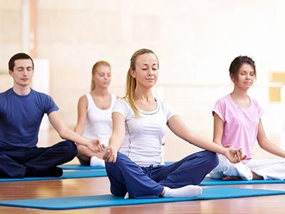 Yoga and Relaxing Activities